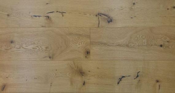 פרקט תלת שכבתי עץ מלא