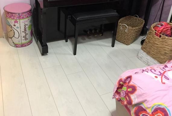 פרקט למינציה לחדר ילדים
