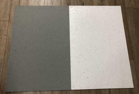 לוחות שעם נעיצים בצבע לבן ואפור