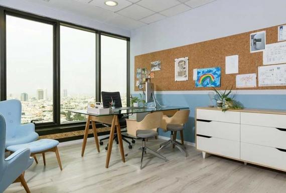 פרקט למשרד בתל אביב